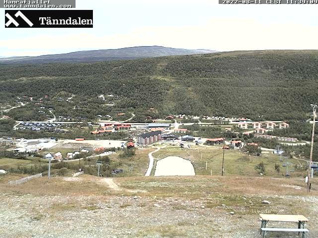 Webcam Tänndalen, Härjedalen, Härjedalen, Schweden